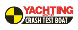 The Crash Test Boat Initiative by Admiral Yacht Insurance and Yachting Monthly