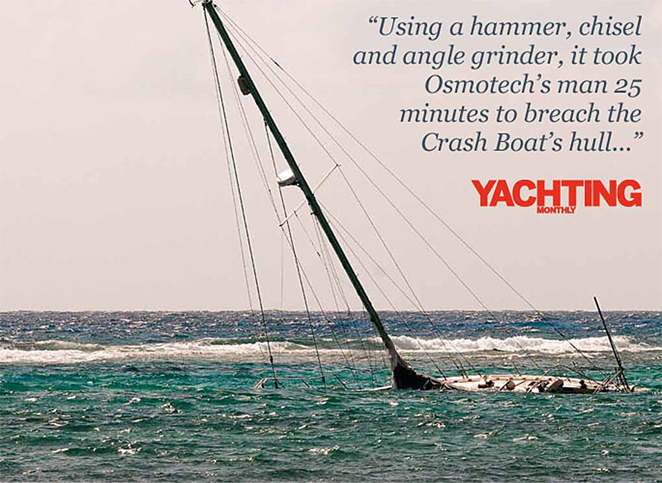 10 ways to Save a Sinking Yacht