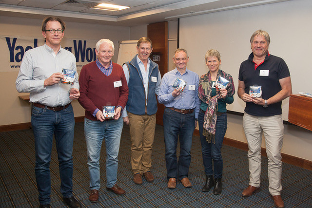 Admiral Yacht Insurance Promote Onboard Fire Safety At World Cruising Club Ocean Cruising Seminar